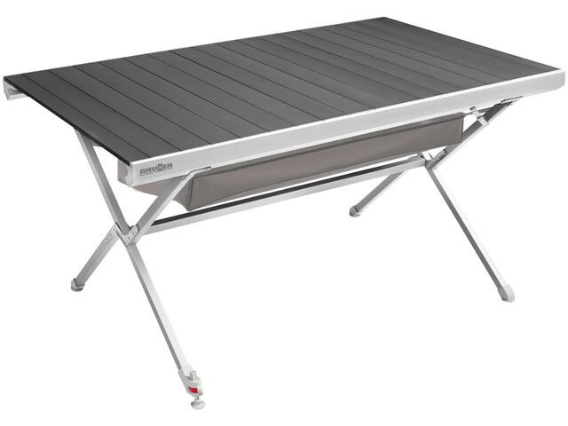 Brunner Titanium NG 6 Camping Table grey